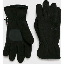 Viking - Rękawiczki. Czerwone rękawiczki damskie marki Viking, z dzianiny. Za 39,90 zł.