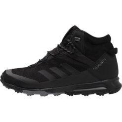 Adidas Performance TERREX TIVID MID CP Buty trekkingowe black. Czarne buty trekkingowe męskie adidas Performance, z materiału, outdoorowe. Za 549,00 zł.