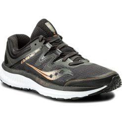 Buty SAUCONY - Guide Iso S10415 Blk/Den/Cop. Czarne buty do biegania damskie Saucony, z gumy. W wyprzedaży za 399,00 zł.