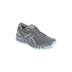 Buty do biegania Asics  GEL-QUANTUM 360 KNIT 2. Szare buty do biegania męskie Asics. Za 711,20 zł.