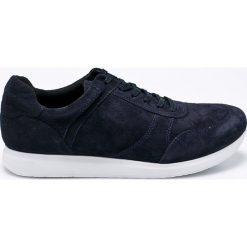 Vagabond - Buty Jaxon. Czarne buty skate męskie Vagabond, z gumy, na sznurówki. W wyprzedaży za 279,90 zł.