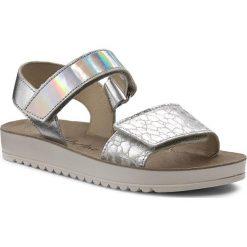 Sandały dziewczęce: Sandały NATURINO – 6033 0010502235.04.9131 Argento