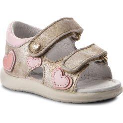 Sandały dziewczęce: Sandały NATURINO – Falcotto By Naturino 1706 0011500692.02.9112 Platino/Rosa