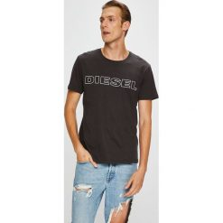 Diesel - T-shirt/polo UMLT.JAKE.0DARX. Niebieskie koszulki polo marki Diesel. Za 169,90 zł.