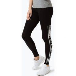 Legginsy sportowe damskie: Only Play - Sportowe legginsy damskie, czarny