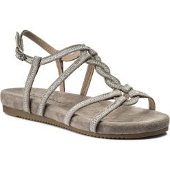 Rzymianki damskie: Sandały ALMA EN PENA - V18468 Suede Taupe