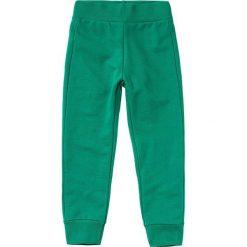 Dresy chłopięce: Spodnie dresowe w kolorze zielonym