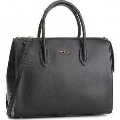 Torebka FURLA - Pin 978807 B BMJ9 B30 Onyx. Czarne torebki klasyczne damskie Furla, ze skóry, bez dodatków. Za 1019,00 zł.