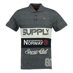 """T-shirty chłopięce z krótkim rękawem: Koszulka polo """"Karchie"""" w kolorze granatowym"""