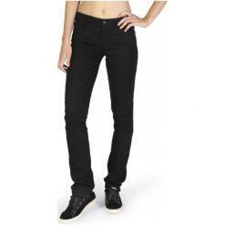 Guess Jeansy Damskie 27 Czarny. Czarne jeansy damskie Guess. W wyprzedaży za 459,00 zł.