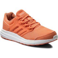 Buty adidas - Galaxy 4 W CP8838 Chacor/Chacor/Traora. Czarne buty do biegania damskie marki Adidas, z kauczuku. W wyprzedaży za 179,00 zł.