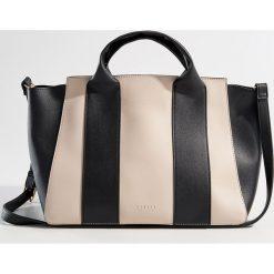 Torebka City Bag z odpinanym paskiem - Czarny. Czarne torebki klasyczne damskie Mohito. Za 139,99 zł.