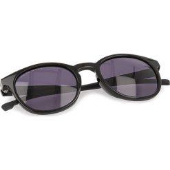 Okulary przeciwsłoneczne męskie: Okulary przeciwsłoneczne BOSS – 0922/S Black 807