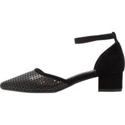 Buty ślubne damskie: Shoe The Bear SIMONE Czółenka black