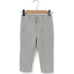 Spodnie niemowlęce: Spodnie 5 kieszeni, typu chino