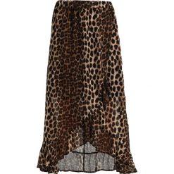 Długie spódnice: JUST FEMALE ZOMI SKIRT Długa spódnica braun/beige