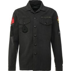 Replay Koszula nearly black. Zielone koszule męskie marki Replay, z bawełny. Za 659,00 zł.