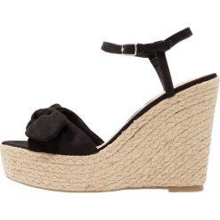 Sandały damskie: New Look PRINCESS Sandały na obcasie black