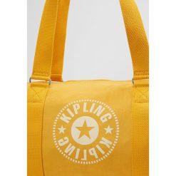 Kipling ONALO Torba sportowa lively yellow. Żółte torby podróżne Kipling. Za 379,00 zł.
