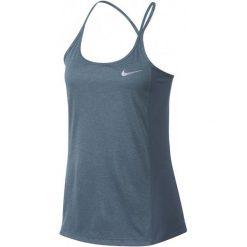 Nike Koszulka Do Biegania W Nk Dry Miler Tank Xl. Szare bluzki sportowe damskie marki Nike, xl, z materiału. W wyprzedaży za 85,00 zł.