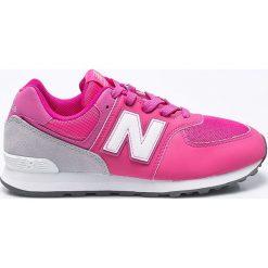 Buty sportowe dziewczęce: New Balance – Buty dziecięce GC574D6