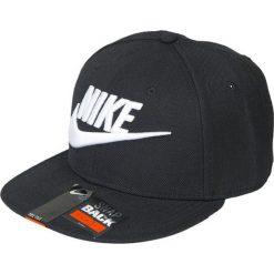 Nike Sportswear - Czapka snapback Limitless True. Czarne czapki z daszkiem męskie Nike Sportswear, z bawełny. W wyprzedaży za 84,90 zł.