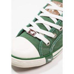 Mustang Tenisówki i Trampki grasgrün. Zielone tenisówki męskie marki Mustang, z materiału. Za 189,00 zł.