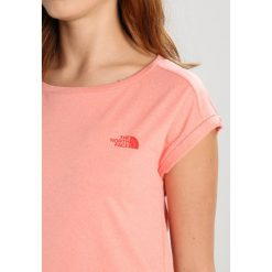 The North Face TANKEN TANK  Tshirt basic desert flower. Pomarańczowe t-shirty damskie The North Face, xl, z poliesteru. Za 149,00 zł.