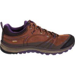 Buty trekkingowe damskie: Keen Buty damskie Terradora Leather WP Scotch/Mulch r. 40.5  (1017757)