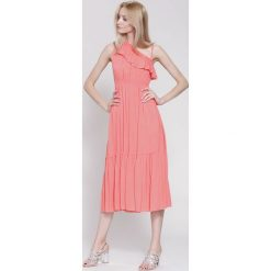 Sukienki: Koralowa Sukienka Fantasy World