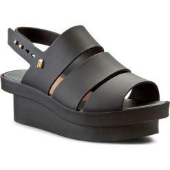 Rzymianki damskie: Sandały MELISSA – Style II Sp Ad 31575 Black 01003