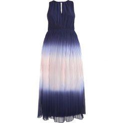 Sukienki: Anna Field Długa sukienka navy/nude