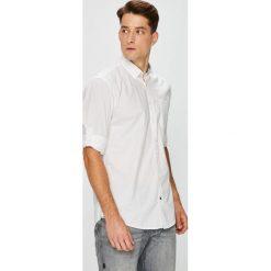 Camel Active - Koszula. Szare koszule męskie na spinki marki S.Oliver, l, z bawełny, z włoskim kołnierzykiem, z długim rękawem. W wyprzedaży za 239,90 zł.
