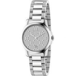 ZEGAREK GUCCI G - Timeless YA126551. Szare zegarki damskie GUCCI, ze stali. Za 3190,00 zł.