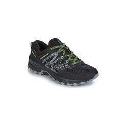 Buty do biegania Saucony  EXCURSION TR12 GORETEX. Czarne buty do biegania męskie Saucony, z gore-texu, gore-tex. Za 479,00 zł.