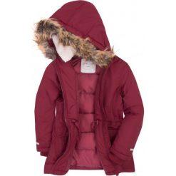 Kurtki dziewczęce przeciwdeszczowe: Długa kurtka zimowa dla dziewczynki 9-13 lat
