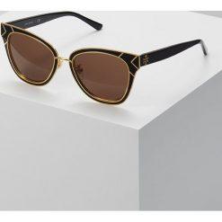 Tory Burch Okulary przeciwsłoneczne shiny black/shiny goldcoloured. Czarne okulary przeciwsłoneczne damskie aviatory Tory Burch. Za 839,00 zł.