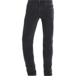 Rurki męskie: Jack & Jones JJILIAM JJORIGINAL Jeans Skinny Fit black denim