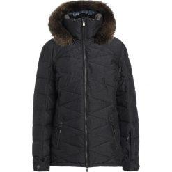 Roxy QUINN Kurtka snowboardowa black. Czarne kurtki damskie narciarskie Roxy, s, z materiału. W wyprzedaży za 1039,20 zł.