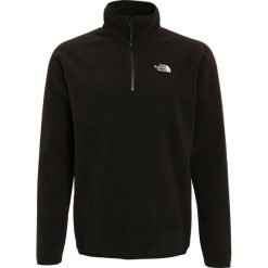 Bejsbolówki męskie: The North Face GLACIER  Bluza z polaru black