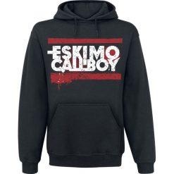 Eskimo Callboy Let's Get Fucked Up Bluza z kapturem czarny. Czarne bejsbolówki męskie Eskimo Callboy, m, z nadrukiem, z kapturem. Za 164,90 zł.