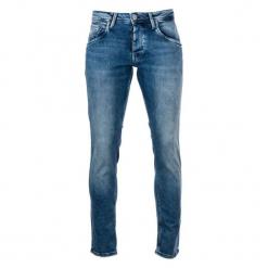 Pepe Jeans Jeansy Męskie Kolt 34/32, Niebieskie. Niebieskie jeansy męskie z dziurami marki Pepe Jeans. Za 499,00 zł.