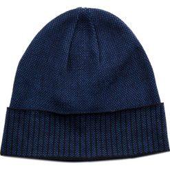 Czapka CZG0000025. Brązowe czapki zimowe męskie Giacomo Conti, z bawełny. Za 89,00 zł.