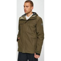 Quiksilver - Kurtka snowboardowa. Niebieskie kurtki męskie marki Quiksilver, l, narciarskie. W wyprzedaży za 599,90 zł.