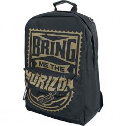 Bring Me The Horizon Gold Plecak czarny. Czarne plecaki męskie Bring Me The Horizon. Za 144,90 zł.