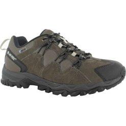 Buty trekkingowe męskie: Hi-tec Buty męskie Multi-Terra Sport Low WP Smokey Brown / Olive / Snow r. 41