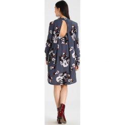 Sukienki hiszpanki: YAS YASOLINE DRESS Sukienka letnia ombre blue