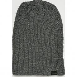 Dakine - Czapka. Szare czapki zimowe męskie Dakine, na zimę, z dzianiny. Za 119,90 zł.