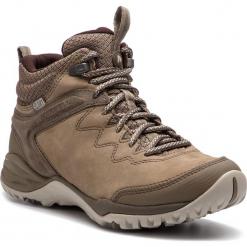 Trekkingi MERRELL - Siren Traveller Q2 Mid Wp J77562 Brd/Eart. Brązowe buty trekkingowe damskie Merrell. W wyprzedaży za 329,00 zł.