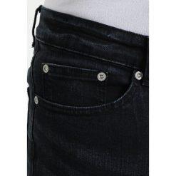 Cheap Monday SONIC Jeansy Slim Fit blue/black. Niebieskie rurki męskie Cheap Monday. W wyprzedaży za 149,40 zł.